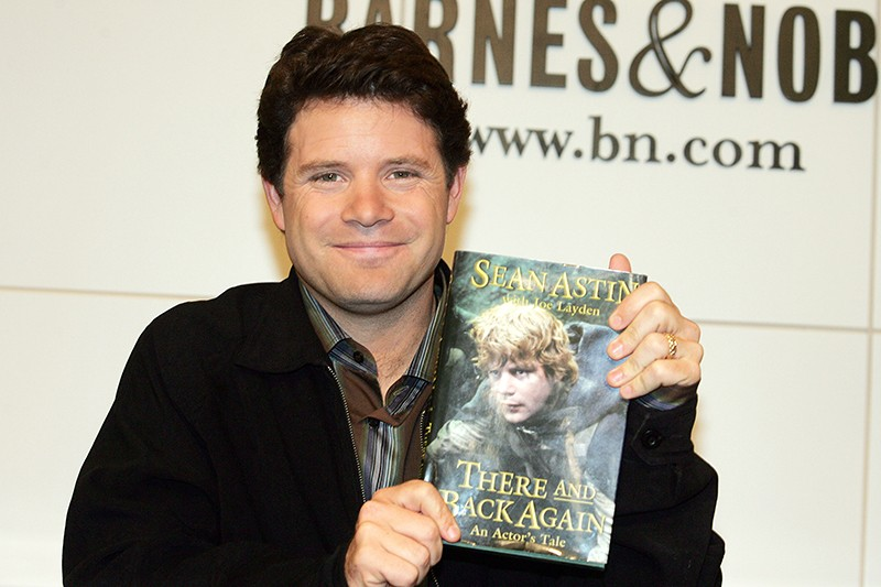 The Lord Of The Rings Tv Show Supported By Stranger Things Actor Sean Astin Radio Times
