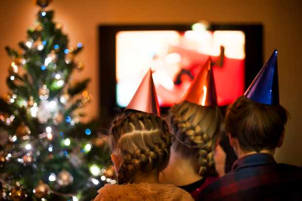 Image result for christmas tv