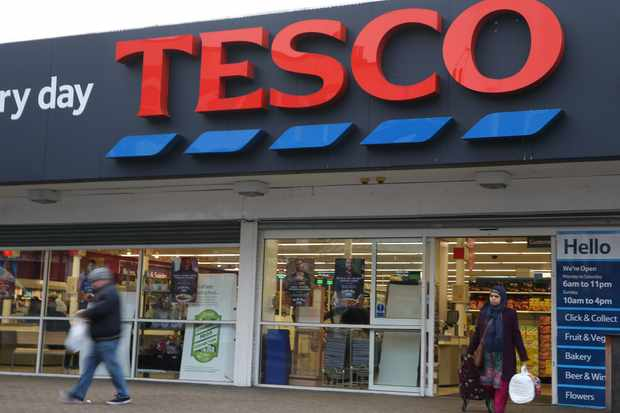 Tesco store, Getty Images, TG