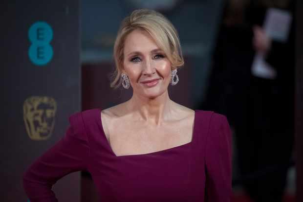 JK Rowling (Getty EH)