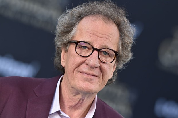 HOLLYWOOD, CA - MAY 18:  Actor Geoffrey Rush arrives at the premiere of Disney's 'Pirates of the Caribbean: Dead Men Tell No Tales' at Dolby Theatre on May 18, 2017 in Hollywood, California.  (Photo by Axelle/Bauer-Griffin/FilmMagic, BA)