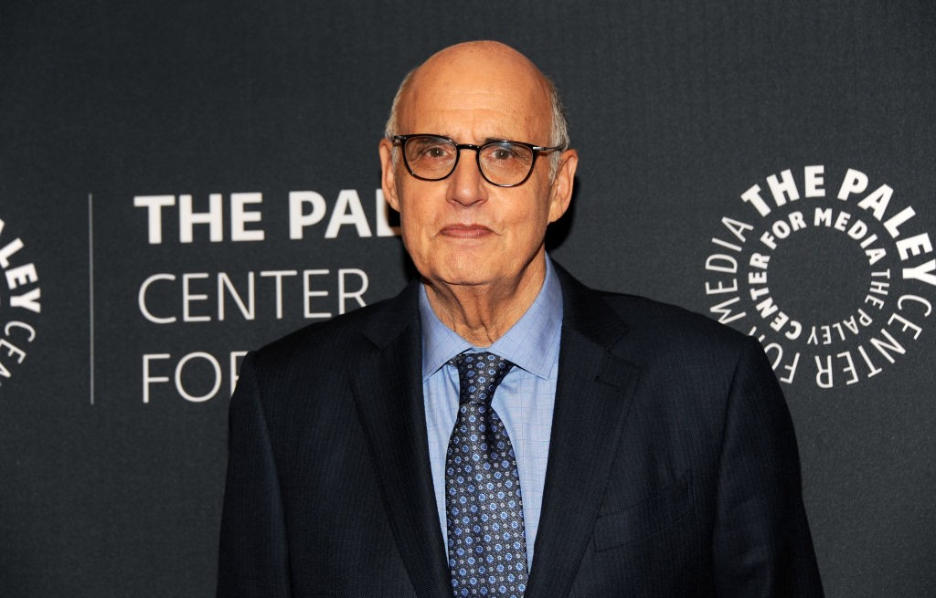 NEW YORK, NY - SEPTEMBER 13: Actor Jeffrey Tambor attends The Paley Center For Media Presents: Transparent: An Evening With The Pfeffermans at The Paley Center for Media on September 13, 2017 in New York City.  (Photo by Desiree Navarro/Getty Images, BA)