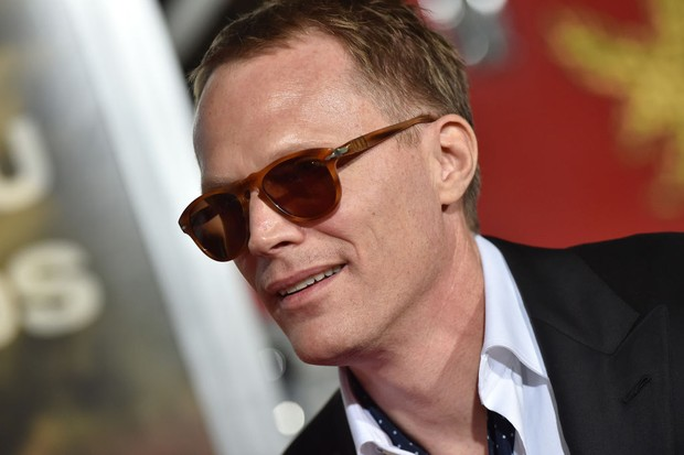 WESTWOOD, CA - OCTOBER 08: Actor Paul Bettany arrives at the premiere of 'Only the Brave' at Regency Village Theatre on October 8, 2017 in Westwood, California. (Photo by Axelle/Bauer-Griffin/FilmMagic, BA)