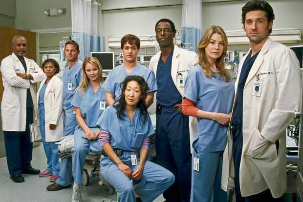 Grey's Anatomy (Getty)