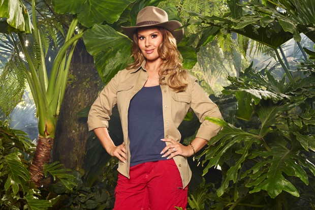 Rebekah Vardy I'm a Celebrity