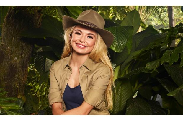 Georgia Toffolo I'm a Celebrity 2017 profile