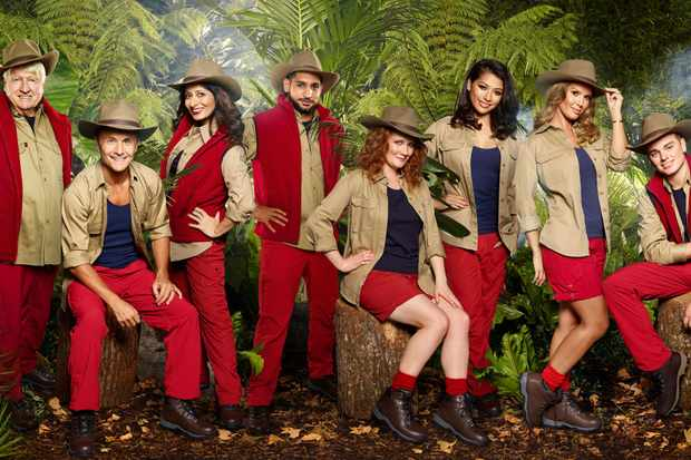 I'm a Celebrity 2017 main cast profile