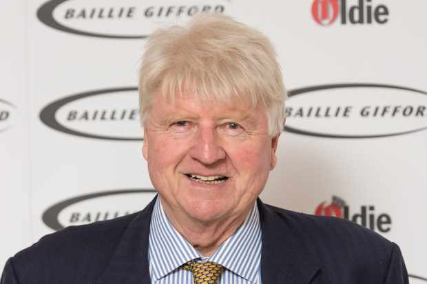 Stanley Johnson: I'm a Celebrity 2017