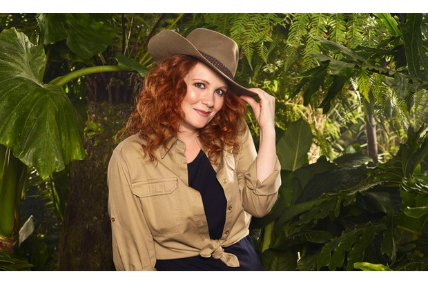 Jennie McAlpine I'm a Celebrity 2017 profile