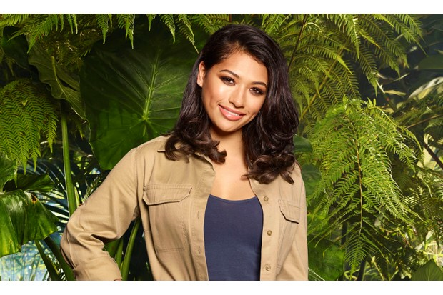 Vanessa White I'm a Celebrity 2017 profile