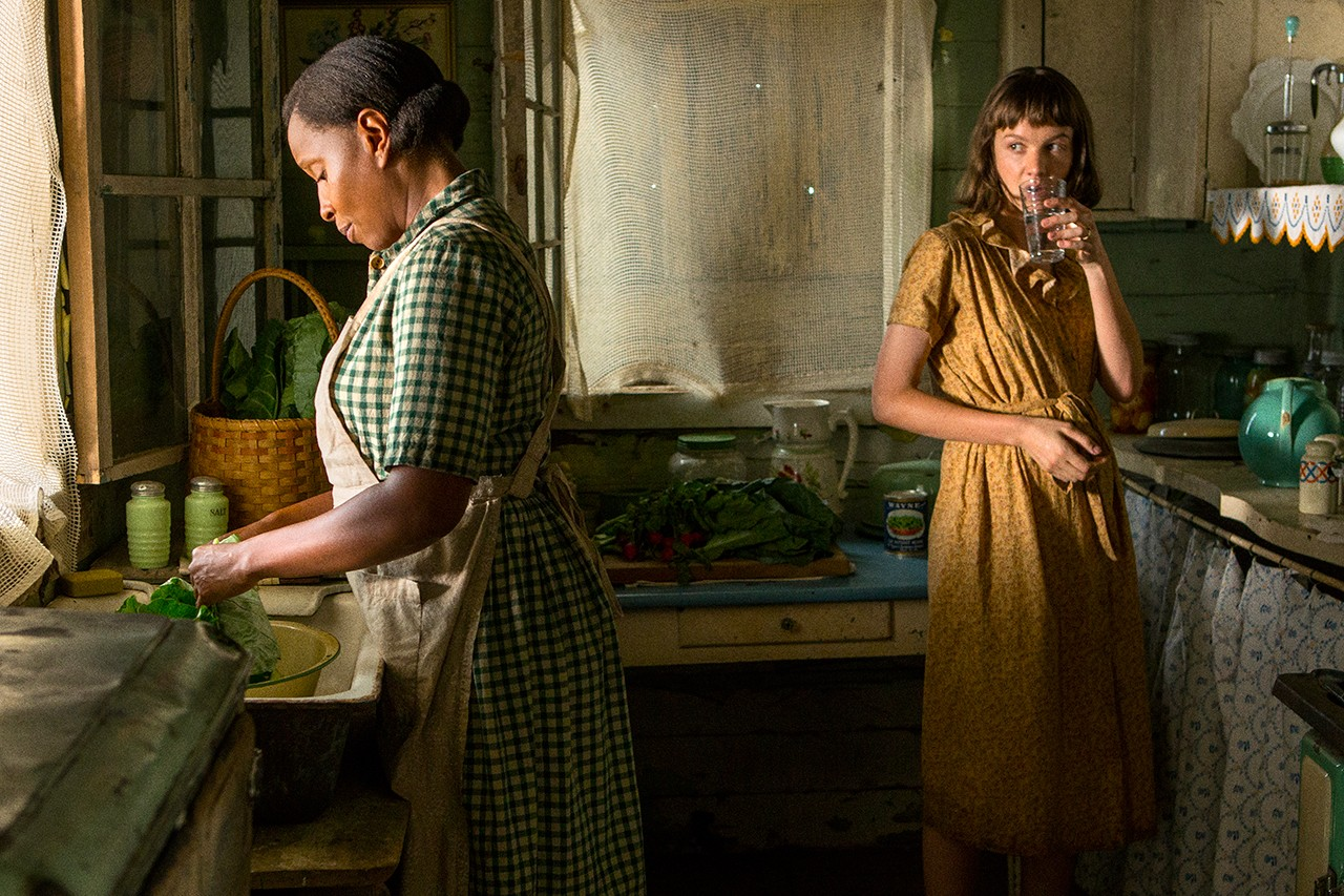 Mary J Blige and Carey Mulligan in Netflix movie Mudbound (Netflix, JG)