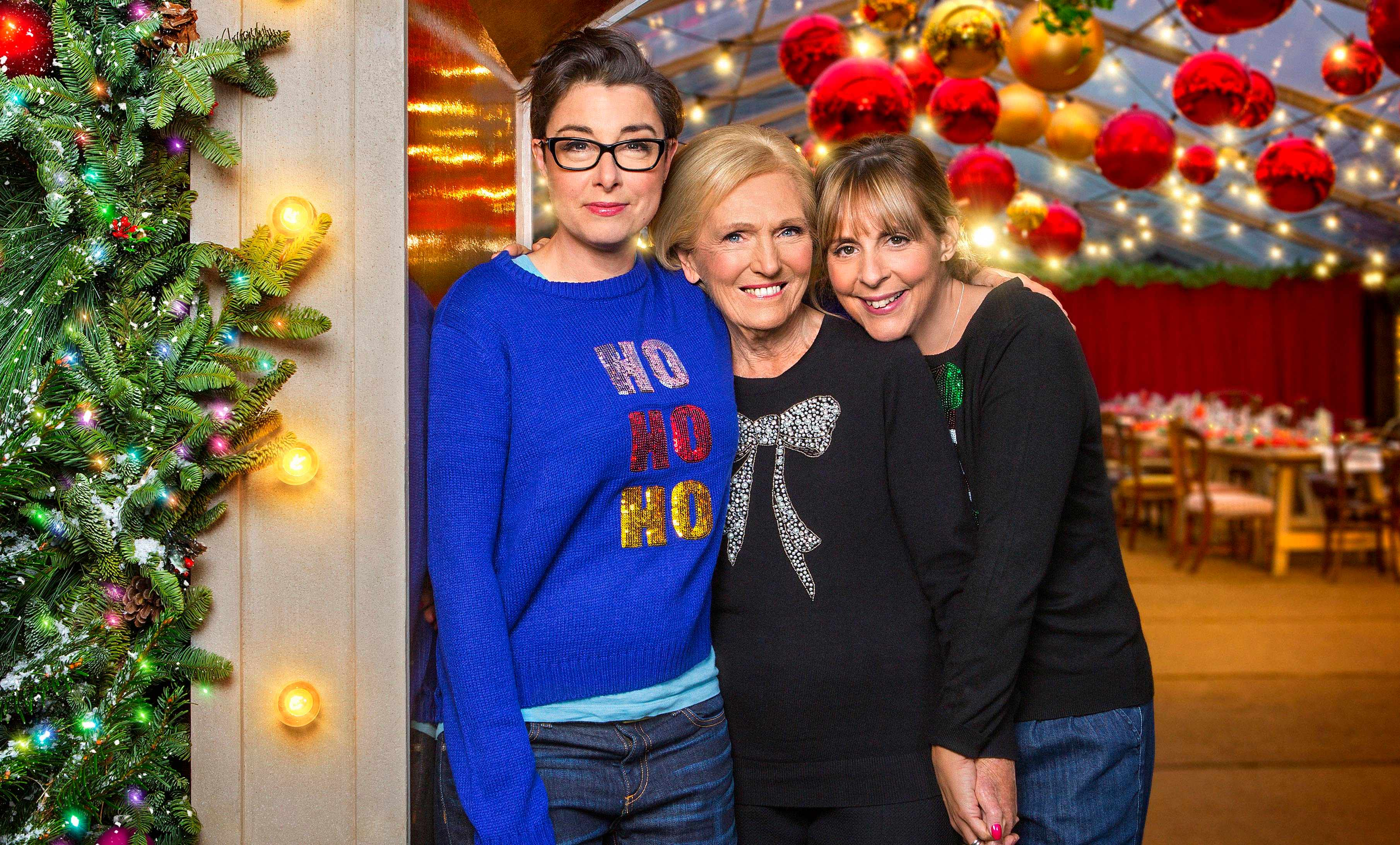 Mary, Mel and Sue's Big Christmas Thank You