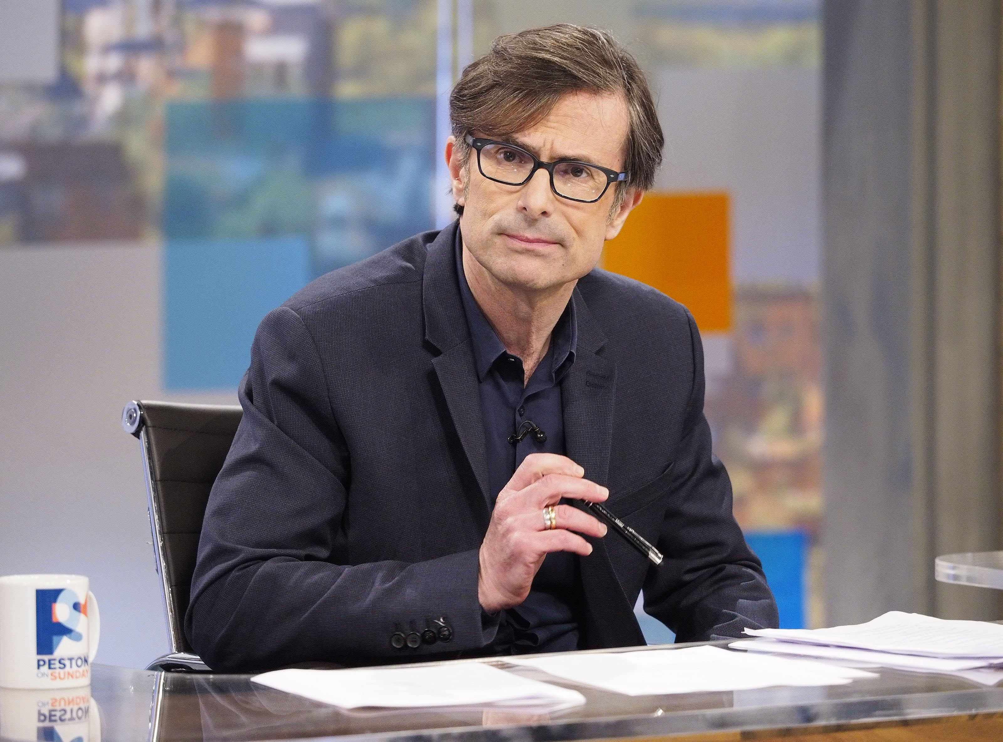 Peston on Sunday (ITV, EH)