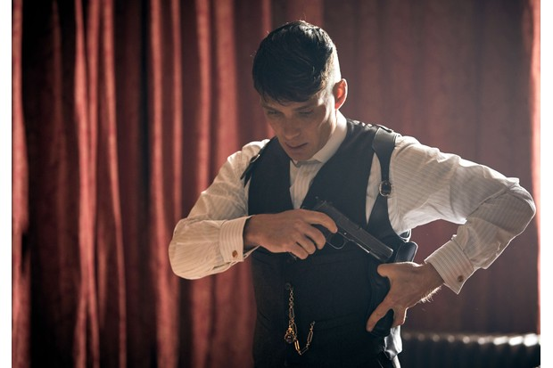 Programme Name: Peaky Blinders IV - TX: n/a - Episode: n/a (No. 1) - Picture Shows: Thomas Shelby (Cillian Murphy) - (C) © Caryn Mandabach Productions Ltd 2017 - Photographer: Robert Viglasky