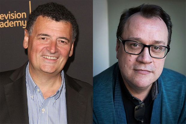 Image result for paul cornell steven moffat