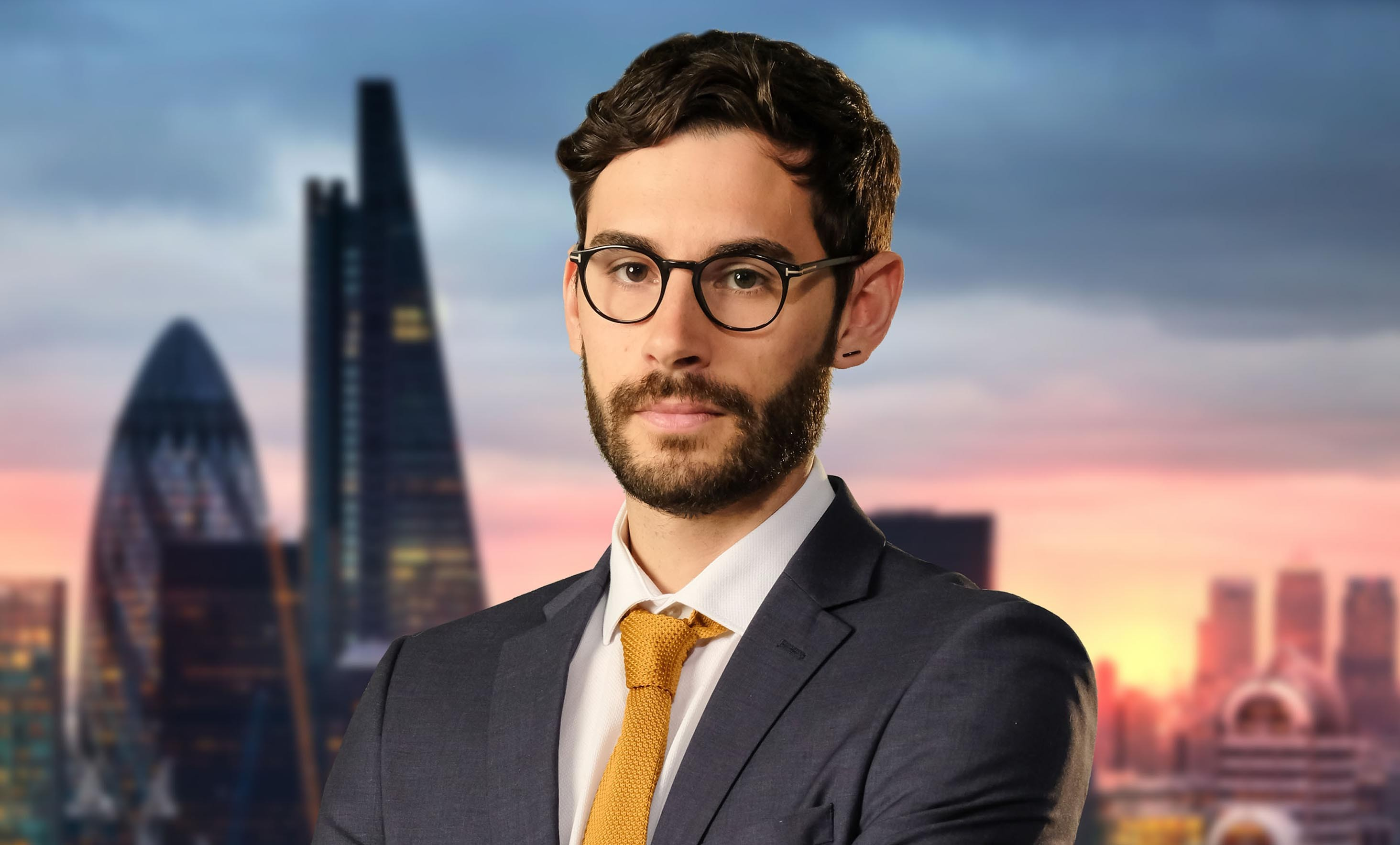 Ross Fretten on The Apprentice 2018