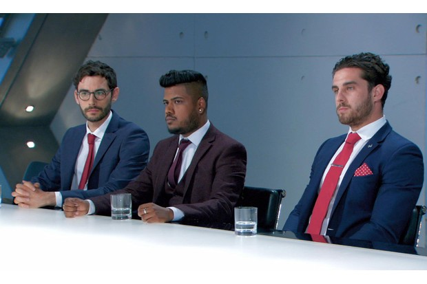 Ross Fretten on The Apprentice 2018