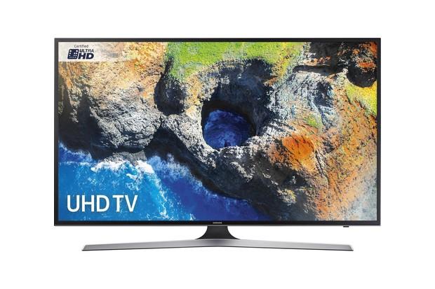 SAMSUNG Smart 4K Ultra HD HDR LED TV