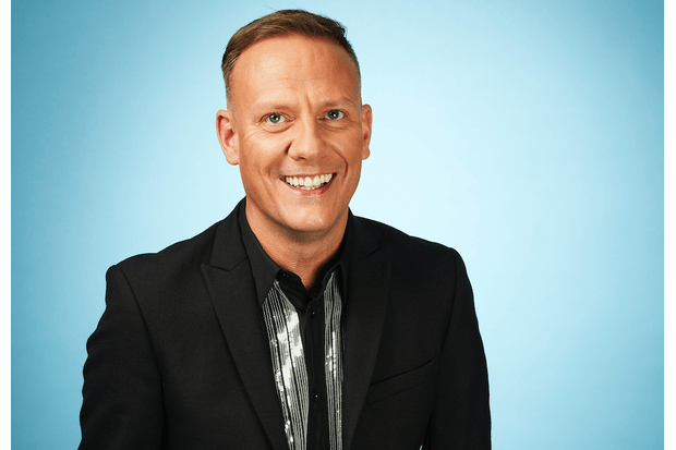 Antony Cotton for Dancing on Ice 2018
