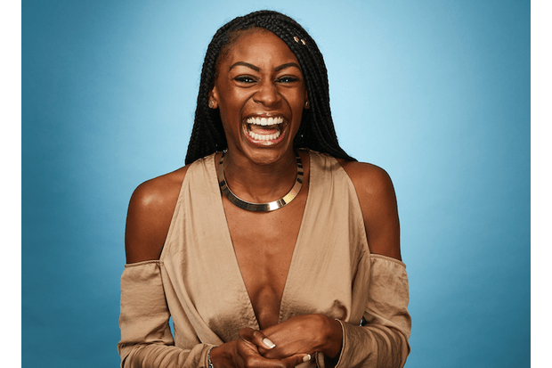 Perry Shakes-Drayton for Dancing on Ice 2018