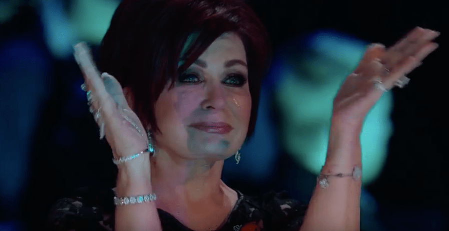 Sharon Osbourne X Factor George Michael Week