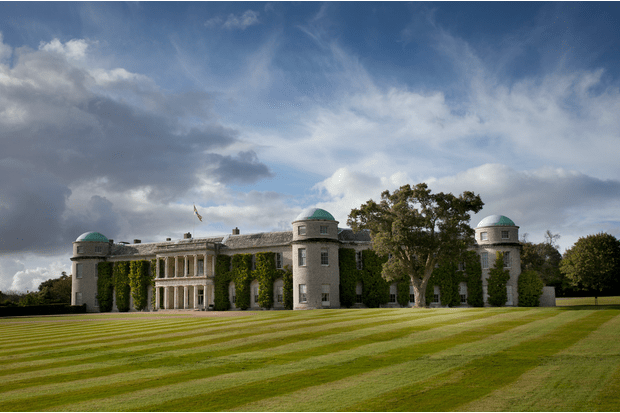 Goodwood House (email, EH)