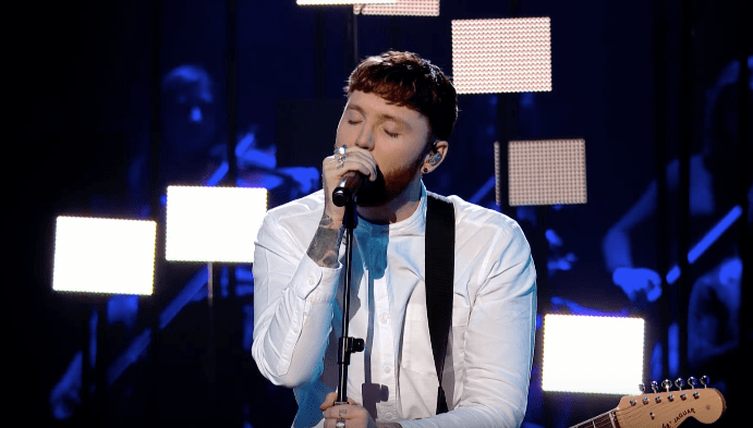 James Arthur (screenshot, BA)