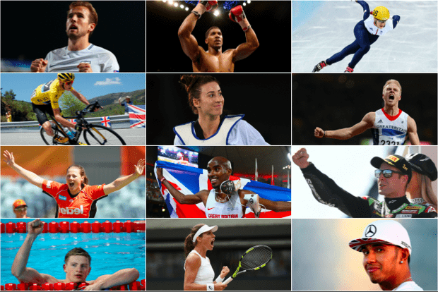 BBC Sports Personality of the Year 2017 shortlist