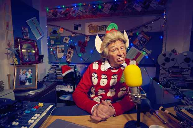 Smashie but no Nicey as Paul Whitehouse's radio DJ returns