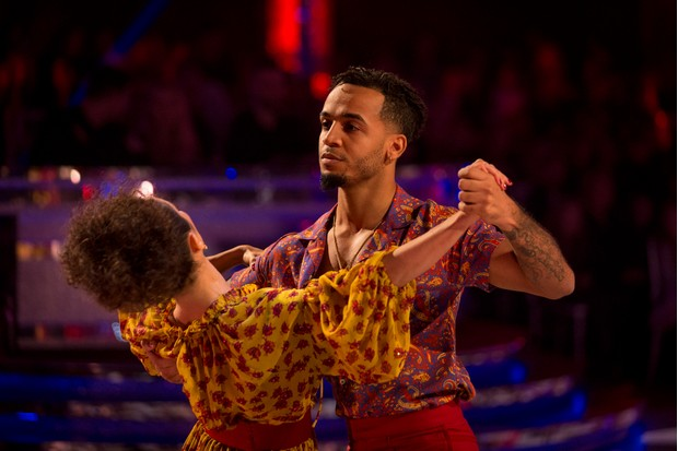Strictly Come Dancing 2017 Aston Merrygold