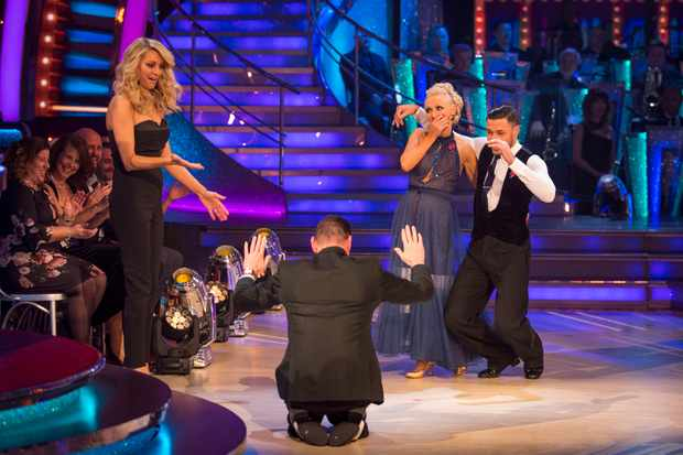 Strictly Come Dancing 2017 - TX 7 LIVE SHOW