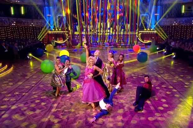 Strictly Come Dancing Blackpool 2016
