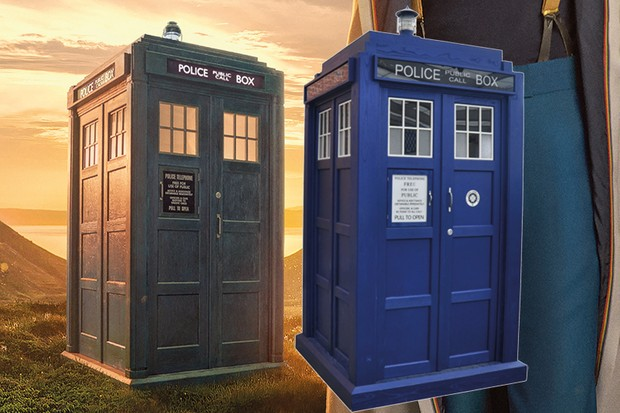 The Best Tardis Dr Who Logo Images