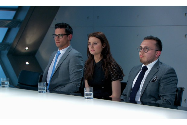 The Sarah-Jayne on The Apprentice week 6 week 6