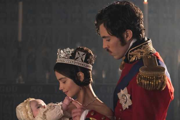 Who Stars In Victoria Meet The Cast Including Jenna Coleman Itv