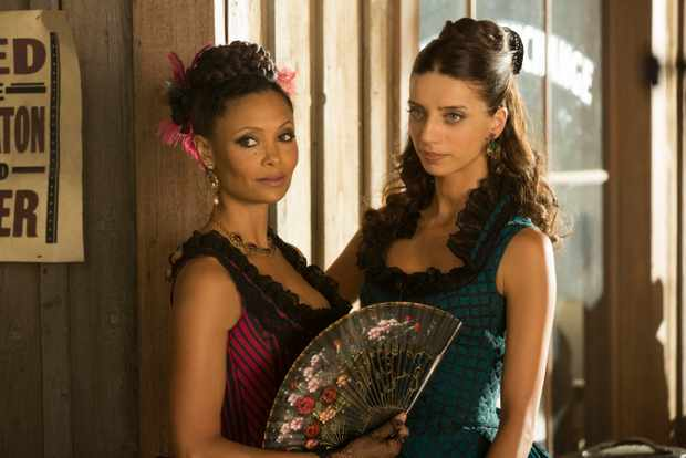 The hosts in Westworld are designed for visitors' pleasure