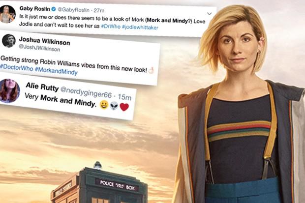Doctor Who Jodie Whittaker Thirteen Costume