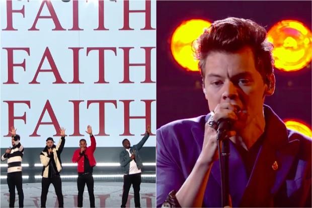 Rak-Su Harry Styles X Factor Week 3