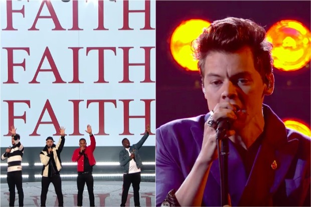 Rak-Su Harry Styles X Factor Week 3