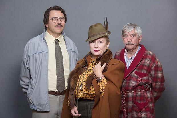 Grandpa's Great Escape, BBC Pictures, SL