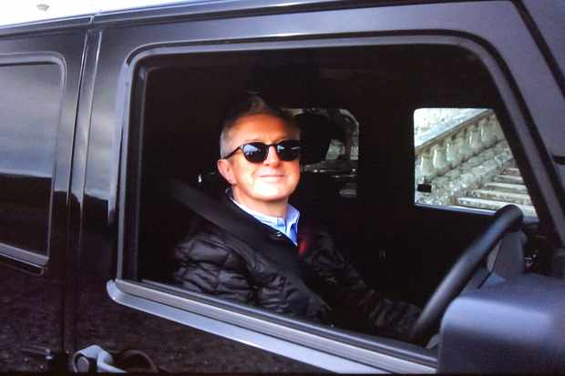 Louis Walsh on week 2 of The X Factor