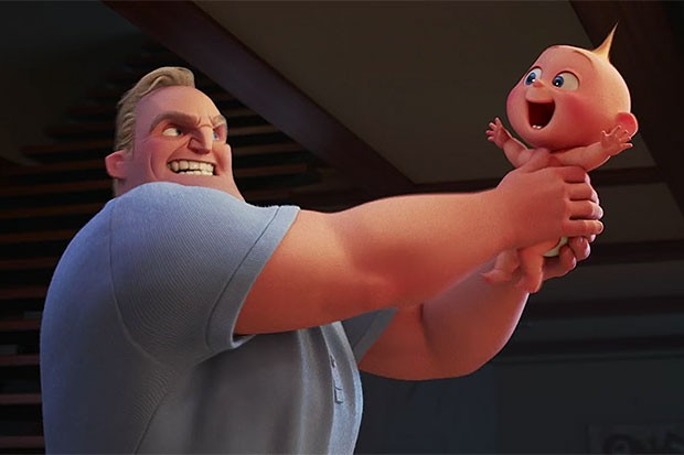 The Incredibles 2 Trailer Jack Jack Shows Off His Superpowers Radio Times