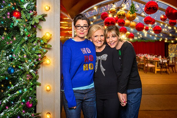 Mary, Mel and Sue, BBC Pictures, SL
