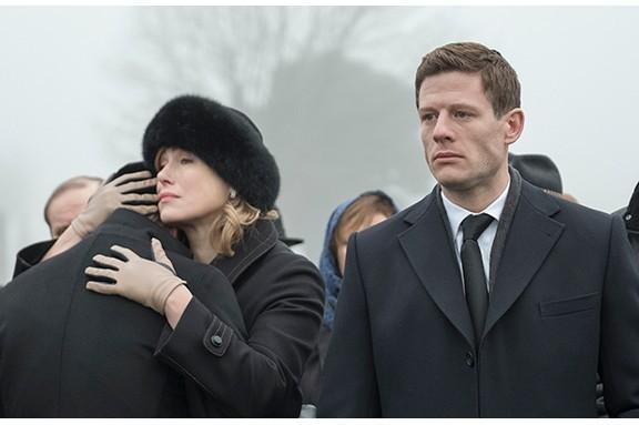 James Norton and Maria Shukshina  in new BBC1 drama McMafia (BBC, JG)