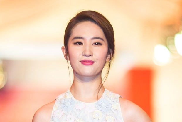 Liu Yifei, also known as Crystal Liu, cast in the live-action Mulan