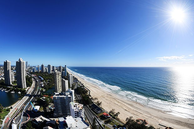 Surfers Paradise, Getty, SL