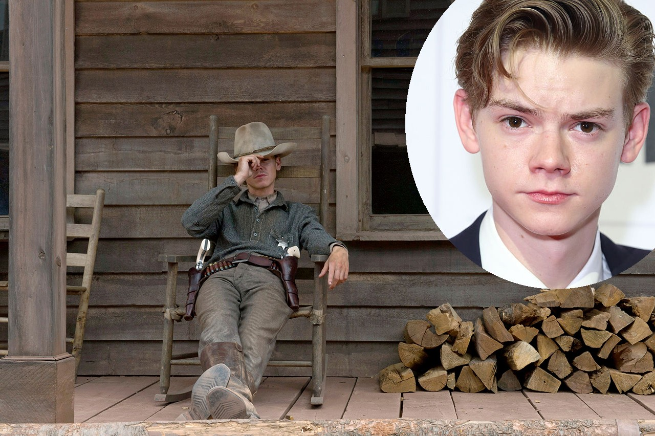 Thomas Brodie Sangster Netflix Godless