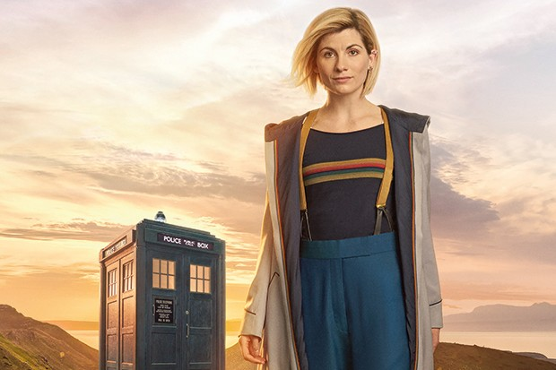 Jodie Whittaker Doctor Who Series 11 Costume Reveal