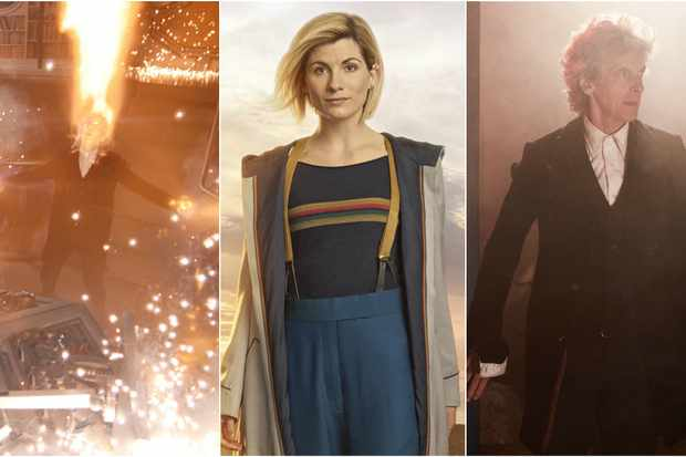 Doctor Who: Looking back on Peter Capaldi and Steven