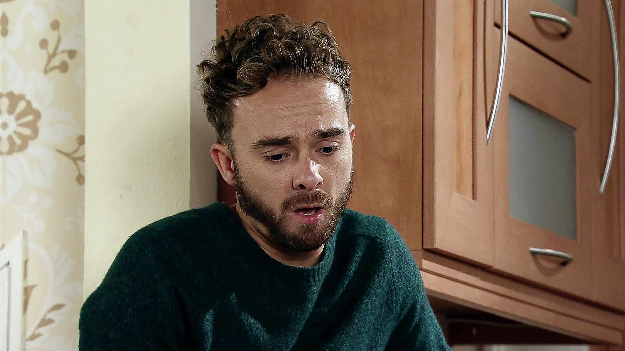 FROM ITV   STRICT EMBARGO  Print media - No Use Before Tuesday 28th November 2017 Online Media -  No Use Before Tuesday 28th November 2017  Coronation Street - Ep 9316  Monday 4th December 20017 - 1st Ep  David Platt [JACK P SHEPHERD] comes off the phone and confirms that a British National has been killed and they found a silver St Christopher amongst the wreckage. Sarah Platt [TINA O'BRIEN] breaks down in floods of tears, finally accepting that Gary is dead.   Picture contact - david.crook@itv.com  This photograph is (C) ITV Plc and can only be reproduced for editorial purposes directly in connection with the programme or event mentioned above, or ITV plc. Once made available by ITV plc Picture Desk, this photograph can be reproduced once only up until the transmission [TX] date and no reproduction fee will be charged. Any subsequent usage may incur a fee. This photograph must not be manipulated [excluding basic cropping] in a manner which alters the visual appearance of the person photographed deemed detrimental or inappropriate by ITV plc Picture Desk. This photograph must not be syndicated to any other company, publication or website, or permanently archived, without the express written permission of ITV Plc Picture Desk. Full Terms and conditions are available on the website www.itvpictures.com